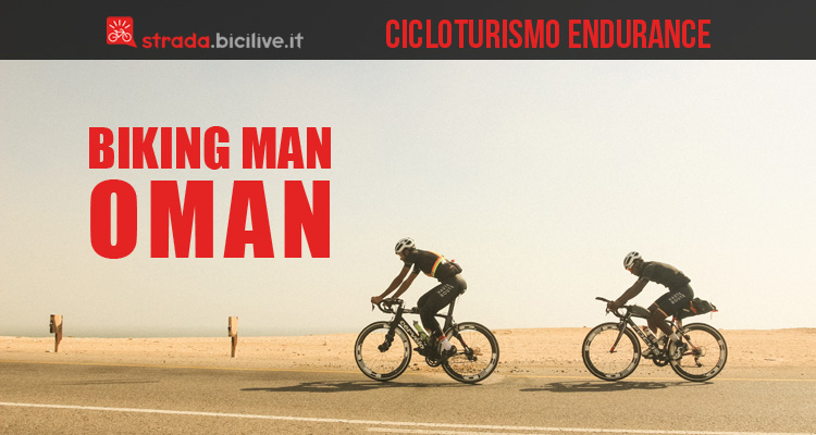 Biking Man Oman 2019 gara endurance