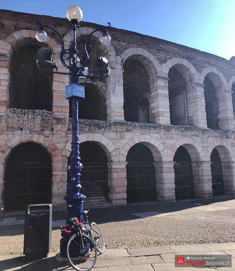 Arena Verona dal giro del Garda a Verona