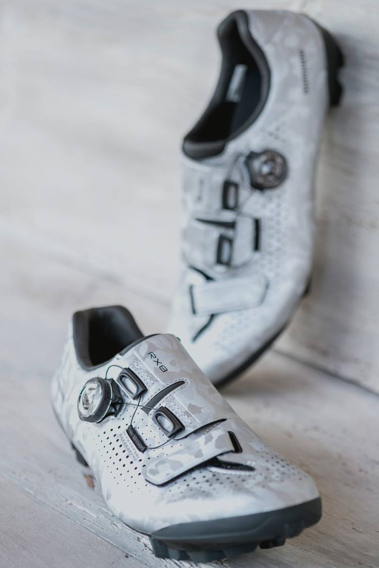 scarpa gravel superleggera Shimano RX8