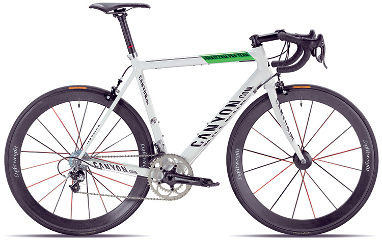 1 generazione ultimate strada bici