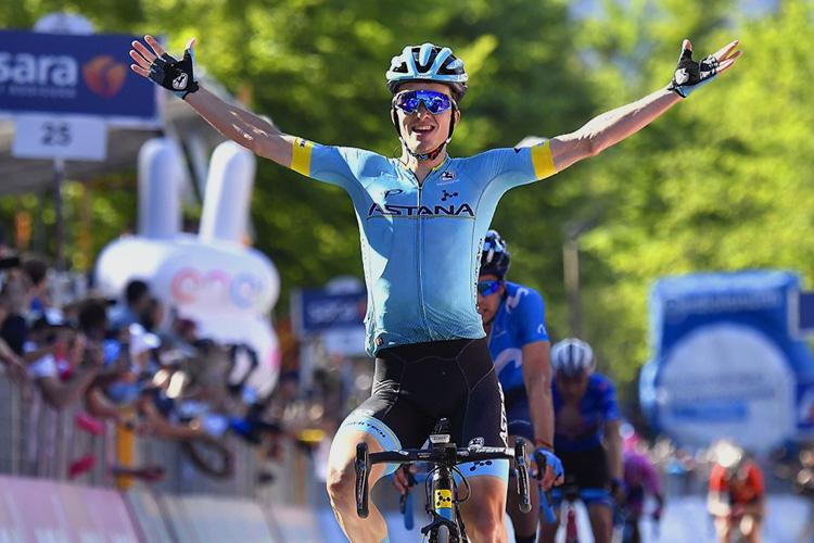 Pello Bilbao primo nella ventesima tappa del giro d'Italia 2019
