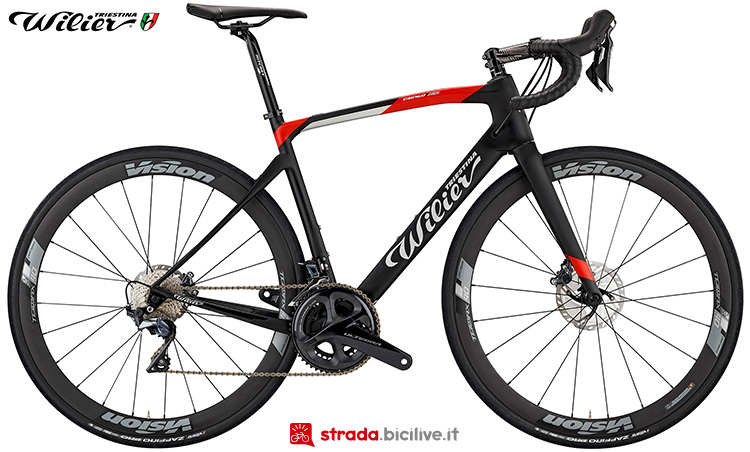 strada wilier cento 1 ndr 2019 bicicletta