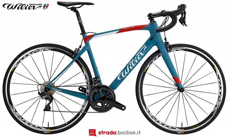 wilier cento 1 ndr disc bicicletta strada 2019