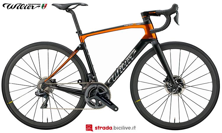 wilier strada cento 10 ndr disc wilier 2019 bici