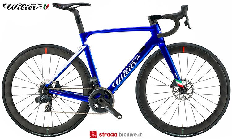 wilier cento 10 pro disc 2019 bicicletta strada