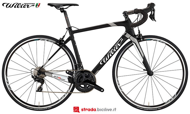 bici willier 2019 gtr team strada