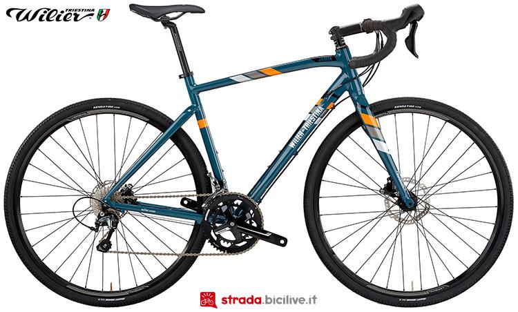 bici strada 2019 wilier jareen