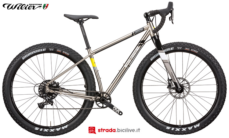strada jaroon plus 2019 wilier bicicletta