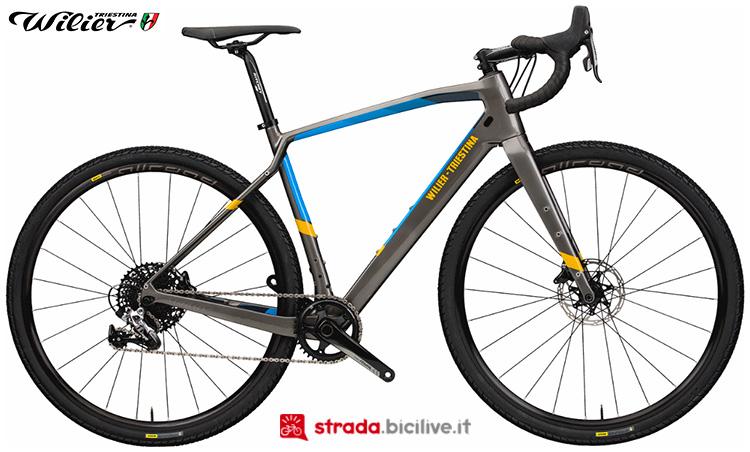 wilier jena 650 b bici strada 2019
