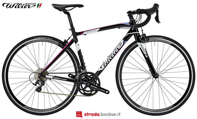 wilier luna strada 2019 bicicletta