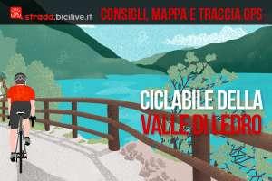 ciclabile della Valle di Ledro 2019