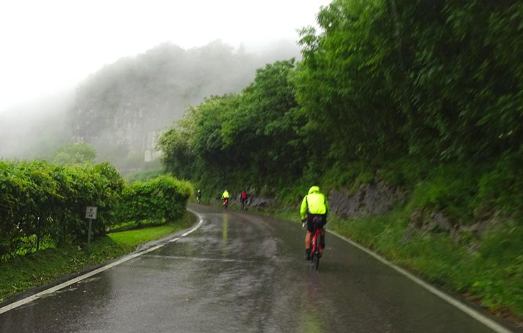 bici direzione scale di primolano