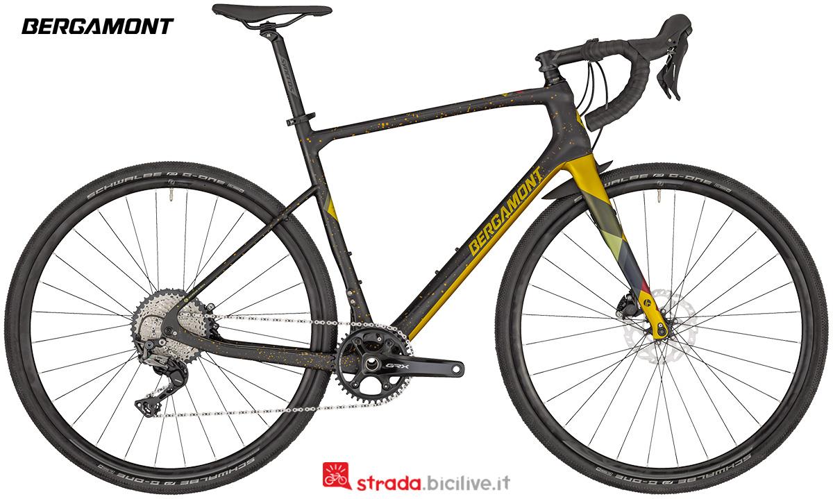 Una bicicletta gravel Bergamont Grandurance Elite 2020