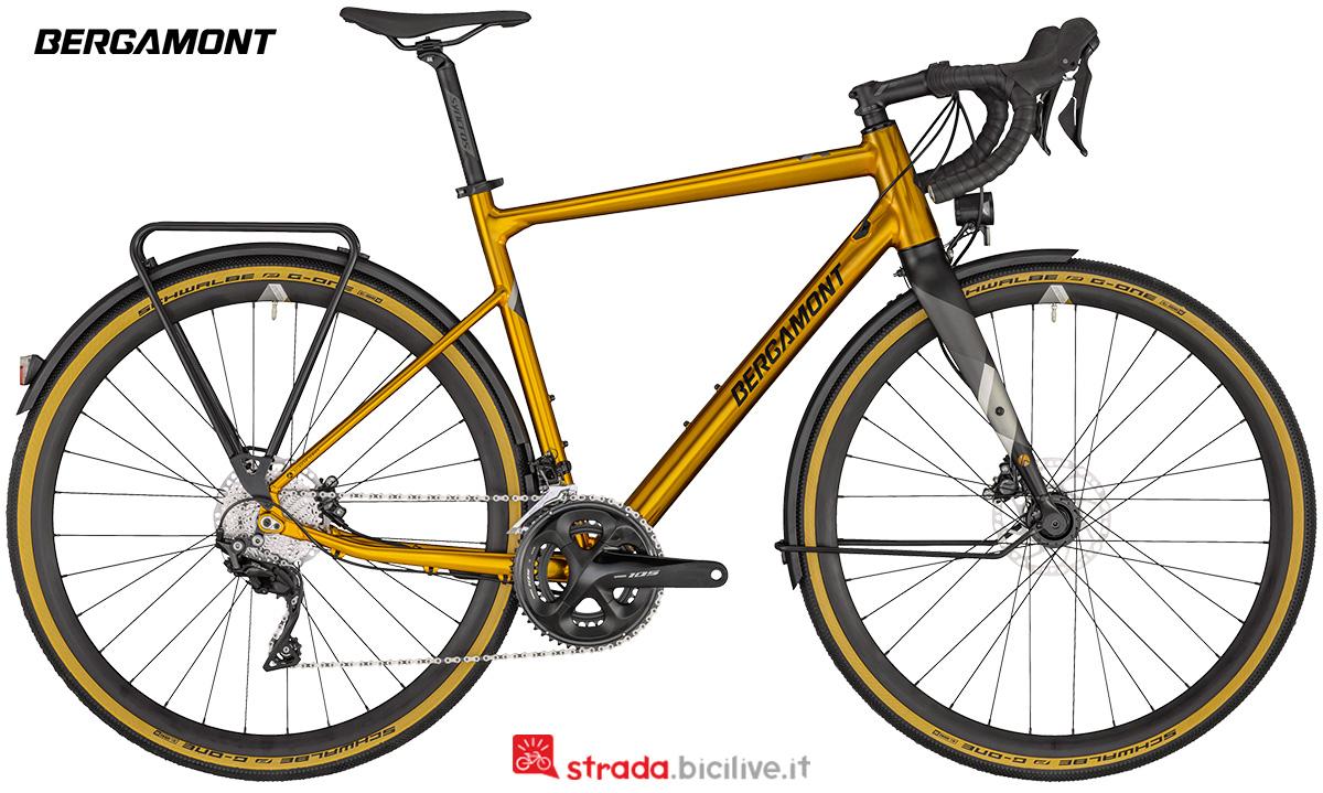 Una bici Bergamont Grandurance RD 7 dal catalogo 2020