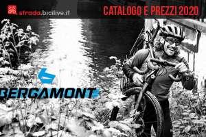 Le bici gravel e cicloturismo del 2020 di Bergamont: catalogo e listino prezzi