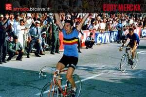 Eddy Merckx la biografia del ciclista più vincente di sempre