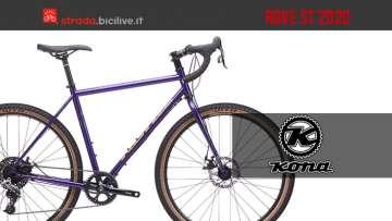 bicicletta da strada rove st modello 2020