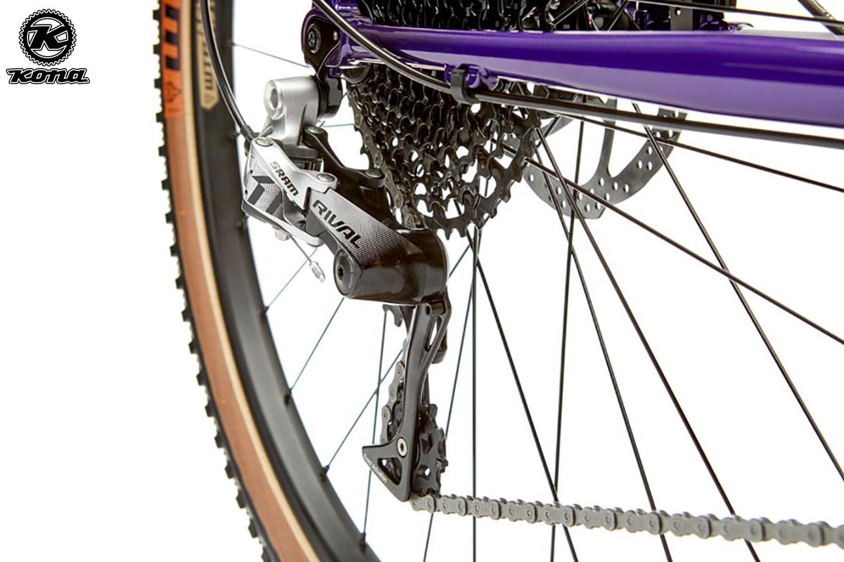 bici kona rove st trasmissione sram 2020