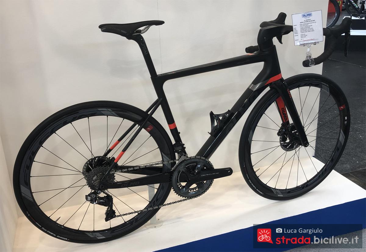 Una bici da gara Olmo Gepin 4.0 gamma 2020