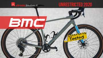 BMC URS UnReStricted 2020: il mini test della bici gravel