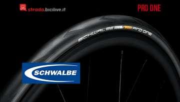Schwalbe Pro One: i nuovi pneumatici tubeless