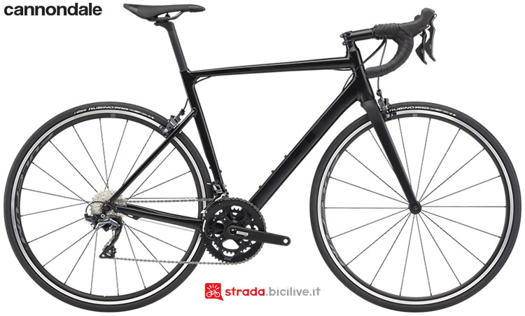 La bici Cannondale CAAD13 Ultegra 2020