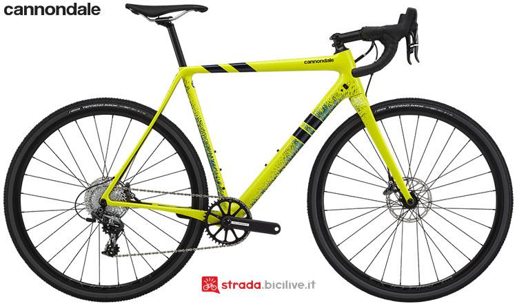 La bici Cannondale SuperX Force 1 2020