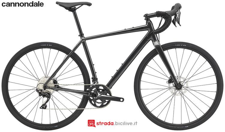 La bici Cannondale Topstone 105 2020