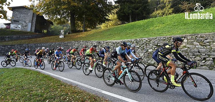 La Granfondo Il Lombardia edizione 2018 amatoriale