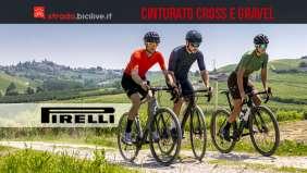 Cinturato Cross & Gravel: la nuova gamma di pneumatici di Pirelli