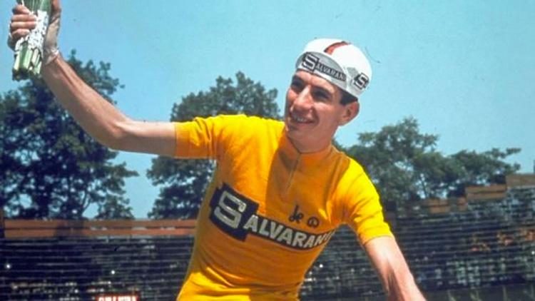 La Prima vittoria al Tour de France del '65 da professionista