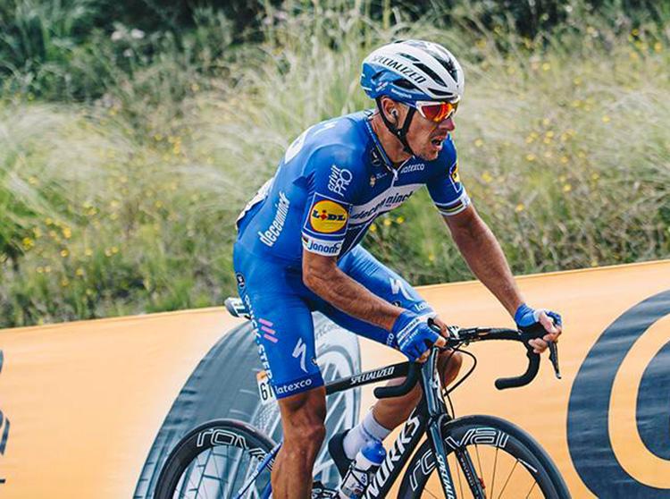 Philippe Gilbert vince la tappa 12 della Vuelta 2019