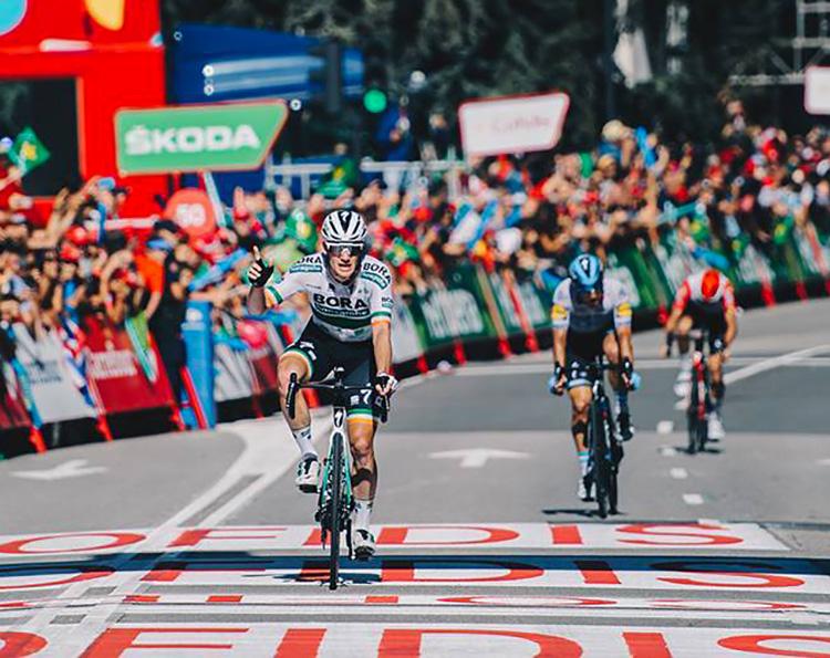 Sam Bennett vince la tappa 14 della Vuelta 2019