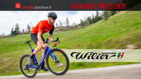 La Wilier Triestina 2020 catalogo e listino prezzi bici da corsa e gravel
