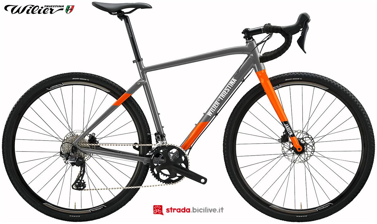 La bici Wilier Triestina Jareen 2020