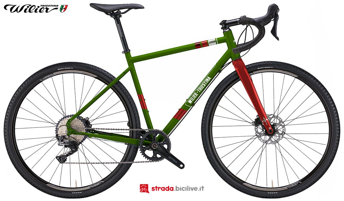 La bici Wilier Triestina Jaroon 2020