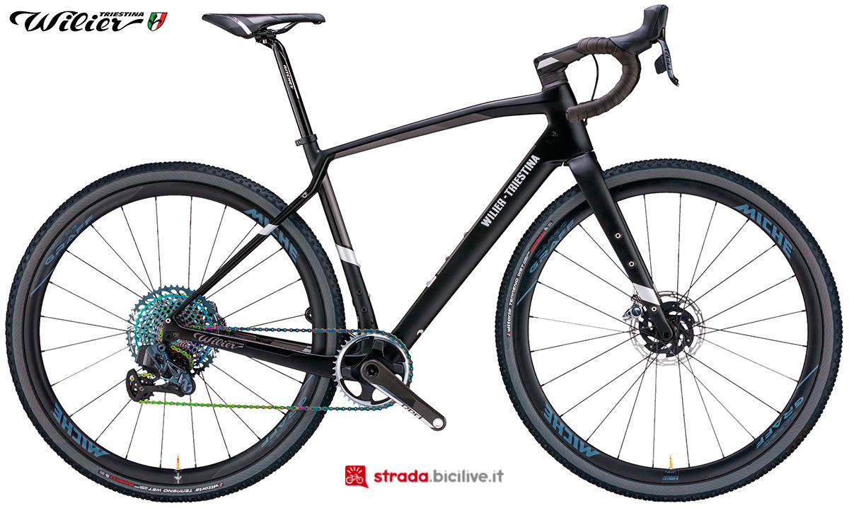 La bici Wilier Triestina Jena 2020