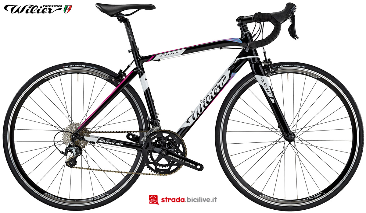 La bici Wilier Triestina Luna 2020