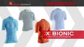 La nuova collezione di abbigliamento X-Bionic 2020