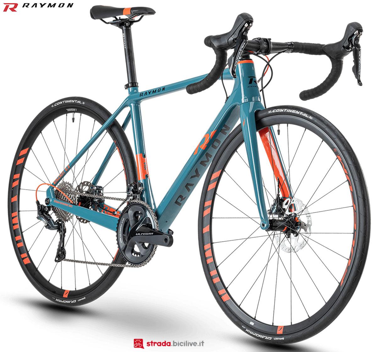 La bici R Raymon RACERAY 8.0 2020