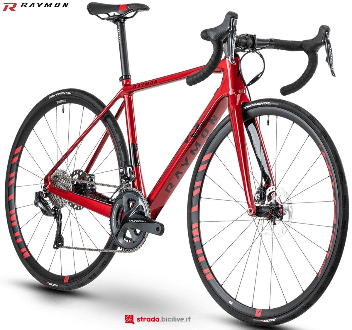 La bici R Raymon RACERAY 9.0 2020