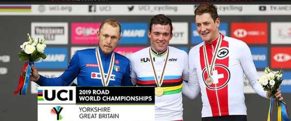 Campionati mondiali di ciclismo 2019: nello Yorkshire dal 21 al 29 settembre