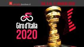 Giro d'Italia 2020 edizione 103 dal 9 al 31 maggio