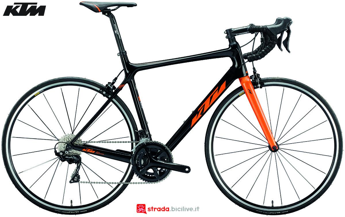 La bici KTM Revelator 4000 2020
