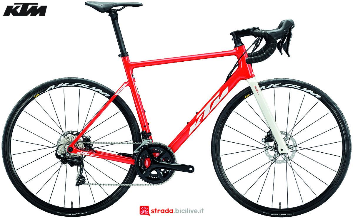La bici KTM Revelator Alto Pro 2020