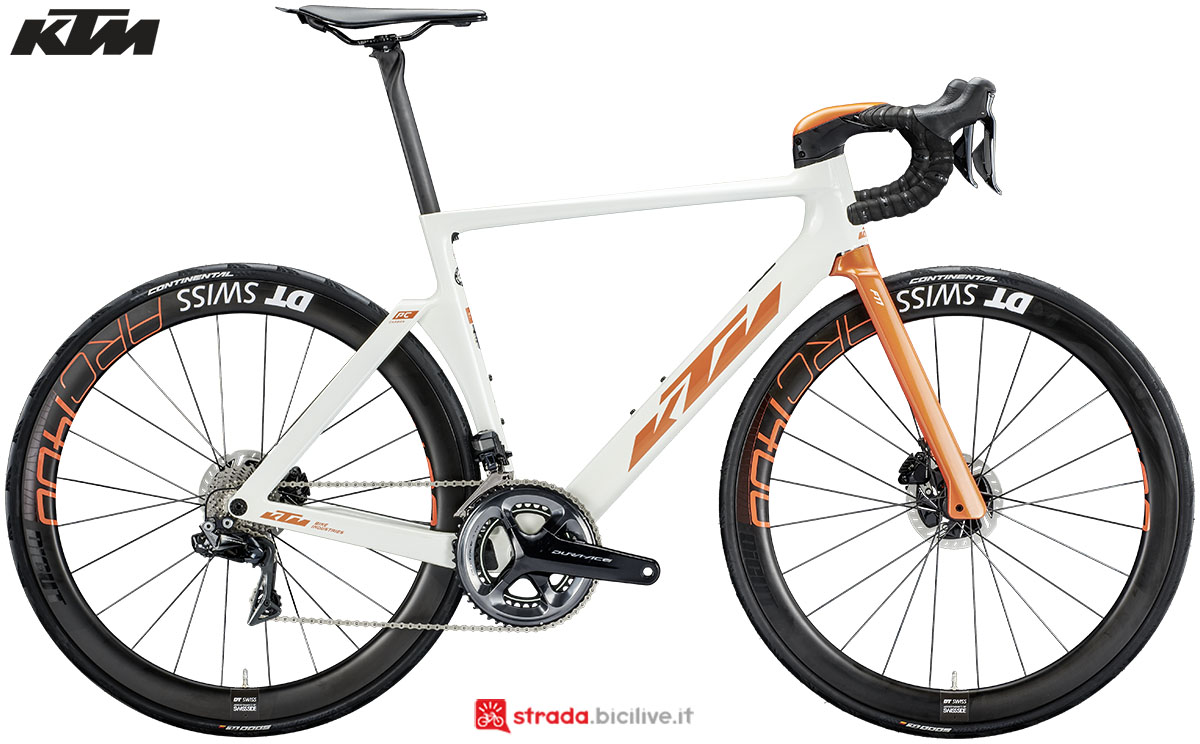 La bici KTM Revelator Lisse Prestige 2020