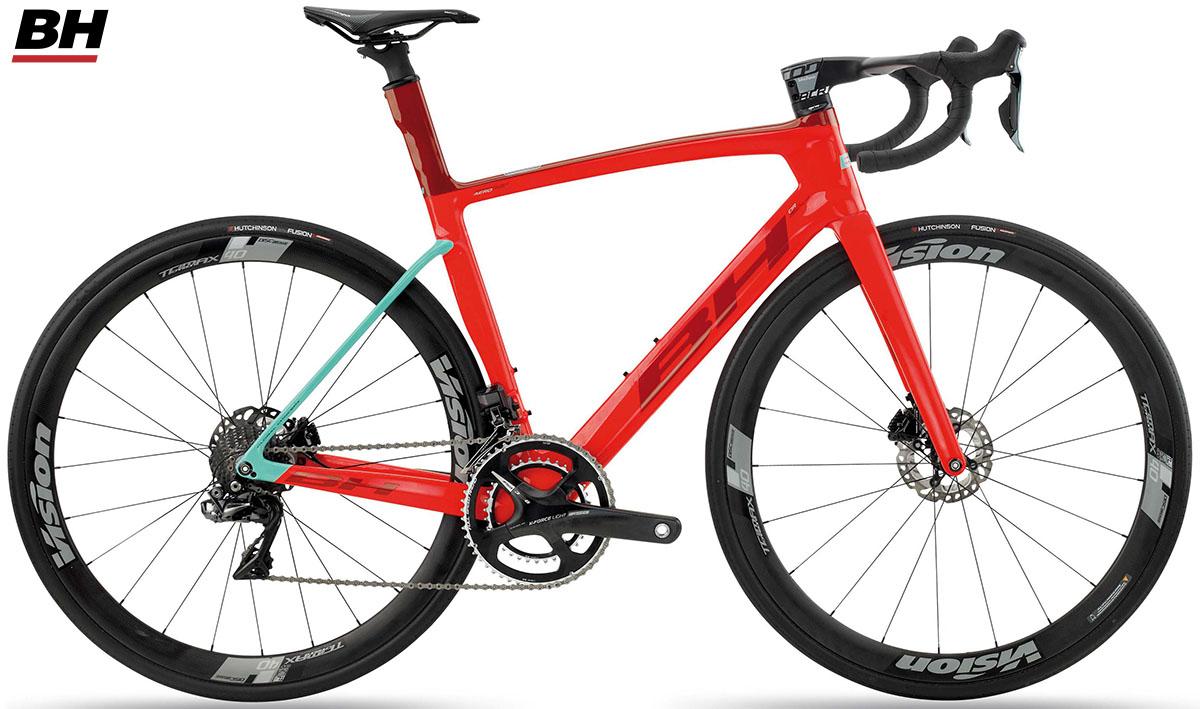 La nuova bici G8 Disc 7.5 2020
