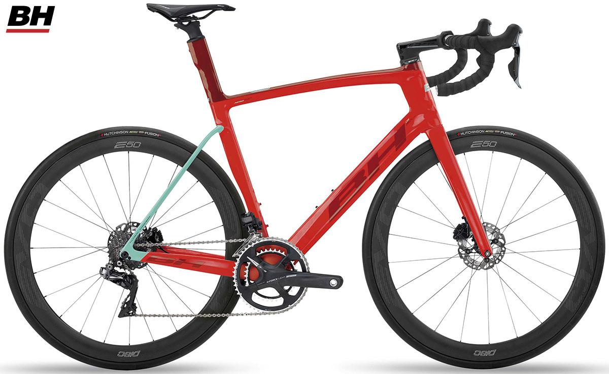 La nuova bici G8 Disc 7.0 2020