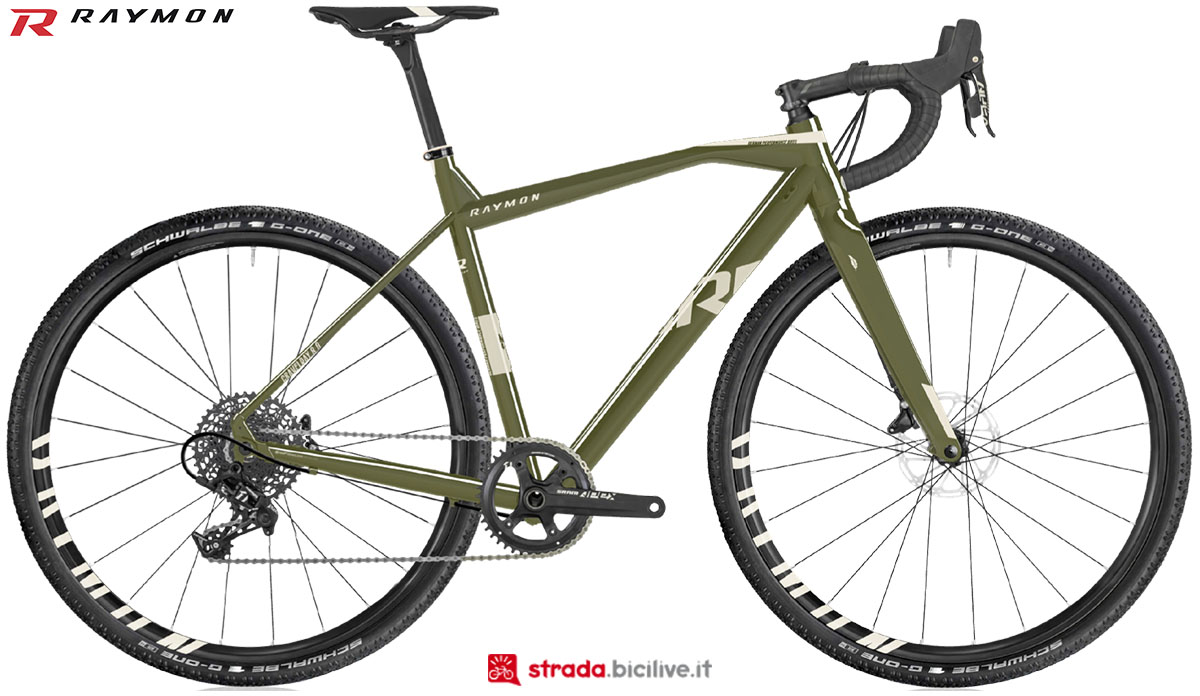 La bici R Raymon GRAVELRAY 6.0 2020