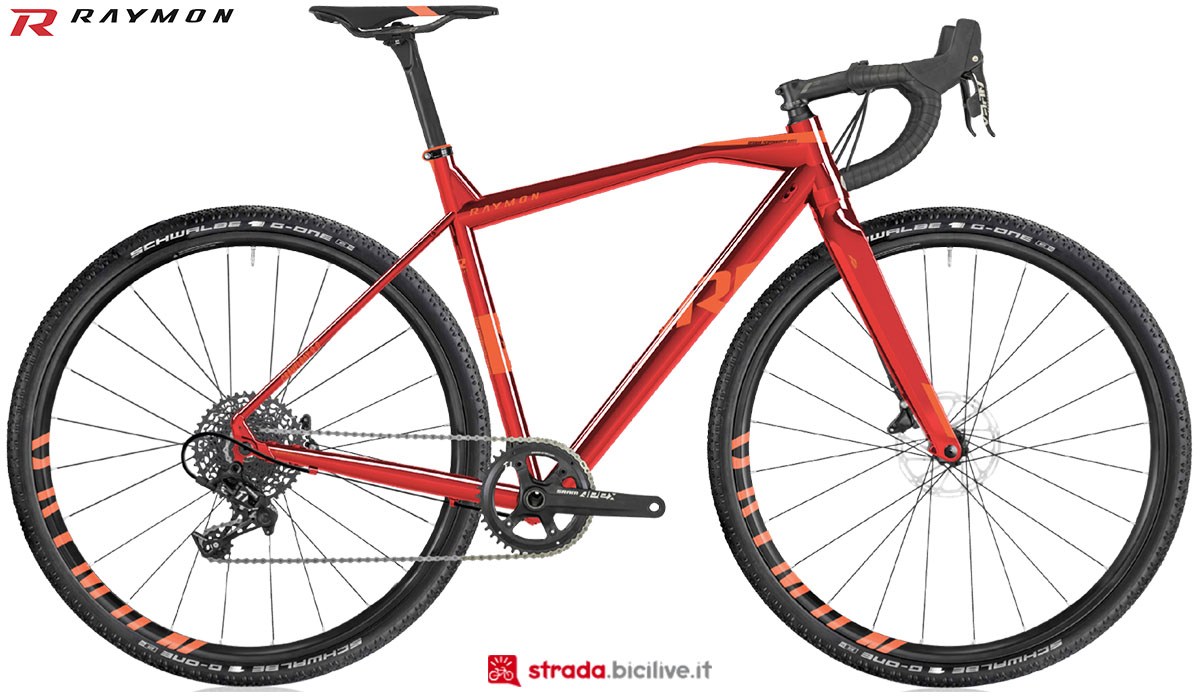 La bici R Raymon GRAVELRAY 7.0 2020